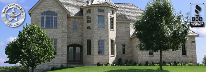 Roofing repairs, roof installation contractor, residential home remodeling and home improvements Conroe TX, Lake Conroe, Montgomery, The Woodlands, Kingwood, Northwest Houston, Huntsville, College Station, Bryan, Livingston, Bedias, Navasota, Anderson, Madisonville Texas, serving Southeast Texas since 1995.